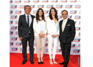 Jean-Charles Banoun, Nadine Hamed, Lucy Aharish, Franck Melloul