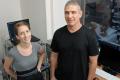Le Dr Anat Arzi et le Pr Noam Sobel