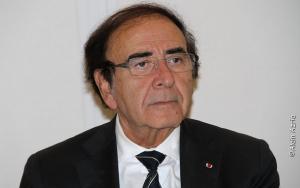 Robert Parienti, Délégué Général de l'Institut Weizmann pour l'Europe et co-fondateur de Pasteur Weizmann