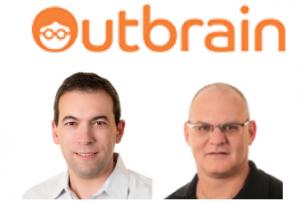 Yaron Galai et Ori Lahav fondateurs de Outbrain