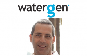 Arye Kohavi, founder and president of Water-Gen