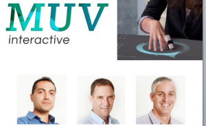 Rami Parham Founder, CEO, Yuval Ben-Zeev and Jonatan Ary, Co-Founders