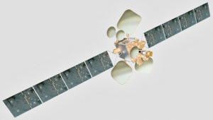 Satellite Amos 6 (Spacecom, Israel Aerospace Industry)