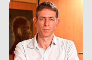 Yuval Elovici, Professor at the Department  of Information Systems Engineering and Director of Deutsche Telekom Laboratories at Ben-Gurion University of the Negev