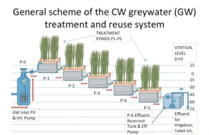 BGU Greywater treatment and reuse for irrigation