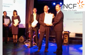NCF receives award of Innovation Potential