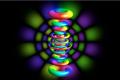 Visualisation d'un atome d'hydrogène