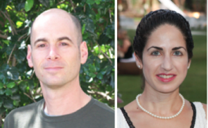 Dr. Itay Mayrose and Ayelet Salman-Minkov