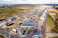 L'usine de dessalement de Sorek. Photo IDE Technologies