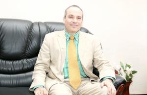 S.E Ran Gidor, Ambassadeur d'Israël au Cameroun, photo : Cameroon Tribune