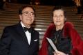 Robert Patienti et Simone Veil