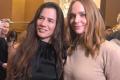 Daphna Nissenbaum (à g.) et Stella McCartney (à d.)