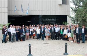 La délégation de la Mission Annuelle 2018 du Technion France