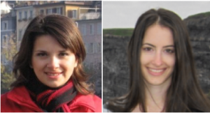 Yana Epshtein (à g.) et Rachel Blau