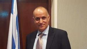Richard Klapholz, PDG de Rivulis-Eurodrip (Photo E. Amar)
