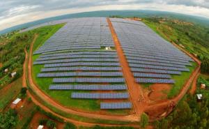 Centrale Solaire au Rwanda 7.8 MW