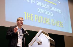 Pr Itskak Kreiss, Directeur général du Centre Médical Sheba Tel –Hashomer