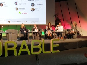 Daphna Nissenbaum, CEO de Tipa, au salon Produrable