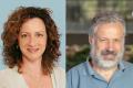 Karen Avraham et Israel Nelken