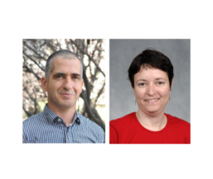 Pr Ilan Koren and Dr Orit Altaratz