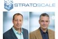 Ariel Maislos (CEO) et Etay Bogner (CTO), fondateurs de Stratoscale