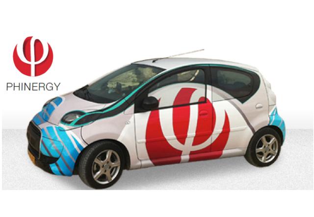 Car That Runs On Air >> Phinergy The Israeli Car That Runs On Air With Metal Air