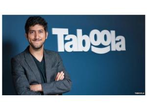 Adam Singolda, founder and CEO of Taboola