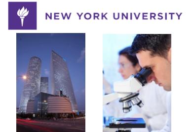 NYU Tel Aviv Biology Symposium in Tel Aviv, March 18-19