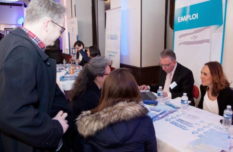 Salon de l 39 emploi en isra l paris plus de 1500 postes - Salon emploi paris 2015 ...