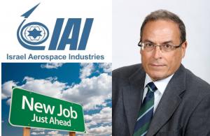 Gadi Cohen, VP exécutif et responsable du Groupe d'Aviation Civile de IAI