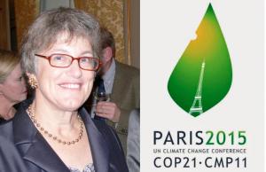 Bérengère Quincy, ambassadeur en mission pour la préparation de la Conférence climat (COP 21) de Paris 2015