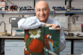 Prof. Shlomo Magdassi, director of The 3D and Functional Printing Center at The Hebrew University of Jerusalem (Photo: Hebrew University)