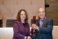 BGU of the Negev President Prof. Rivka Carmi and OECD Secretary-General Jose Ángel Gurría