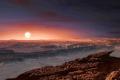 Artist's impression of the newly-discovered planet, Proxima Centauri b. credit: ESO/M. Kornmesser