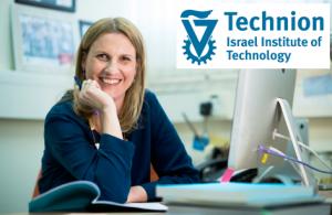 Dr Ester Segal, coordinateur de NanoPack et professeur agrégé au Technion