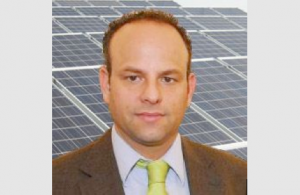 Eitan Parnass, founder and director of Israel's Green Energy Association