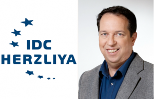 Prof. Yoav Yair is the Dean of the School of Sustainability at the Interdisciplinary Center Herzliya (IDC)