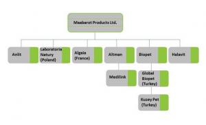 La structure du groupe Maabarot