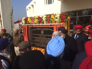 2013 Inauguration Ceremony of the Center of Excellence for Vegetables, Punjab