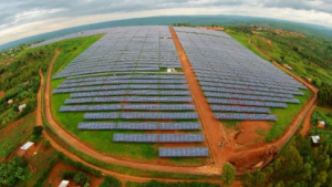 Centrale solaire de Agahozo Shalom Youth Village du Rwanda (8.5MW)
