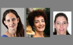 Dr. Adi Radian, Prof. Michal Green, Prof. Yael Dubowski