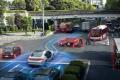 Les premiers véhicules autonomes de Mobileye et de la RATP seront testés l'été prochain.[© Mobileye]