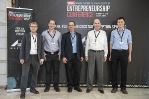 The RAAAM Team (left to right): Prof. Andreas Burg, Dr. Robert Giterman, Prof. Adam Teman, Danny Biran, Prof. Alex Fish