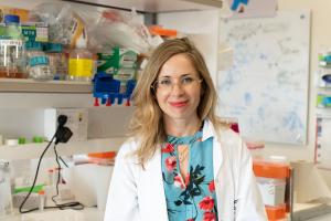 Dr Natalia Freund (Crédit photo : Université de Tel-Aviv)