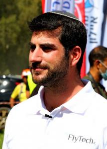 Eliran Oren, co-founder of FlyTech